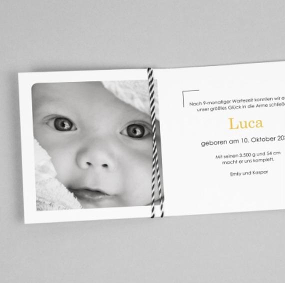 Planetcards Babykarte 2