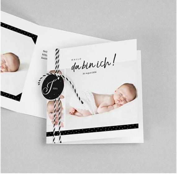 Planetcards Babykarte 4