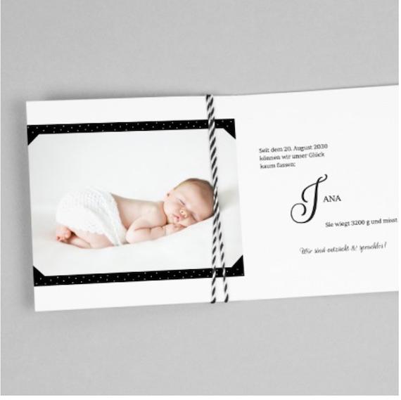 Planetcards Babykarte 3