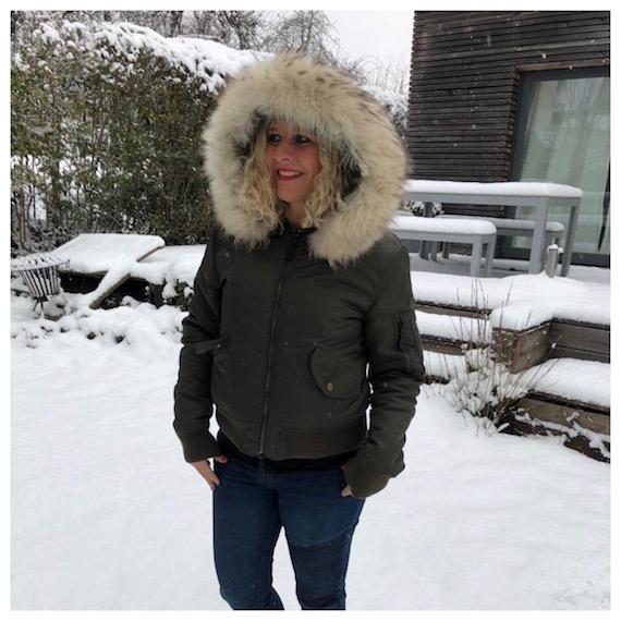 Damenmode Winterstyle 3