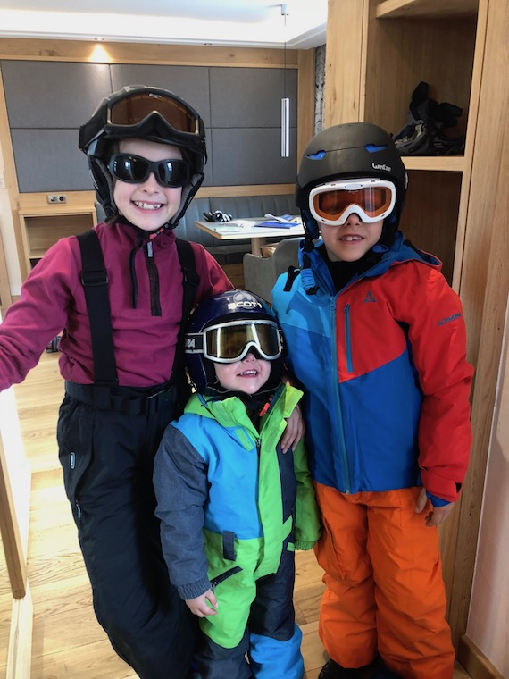 Skifahren Serfaus