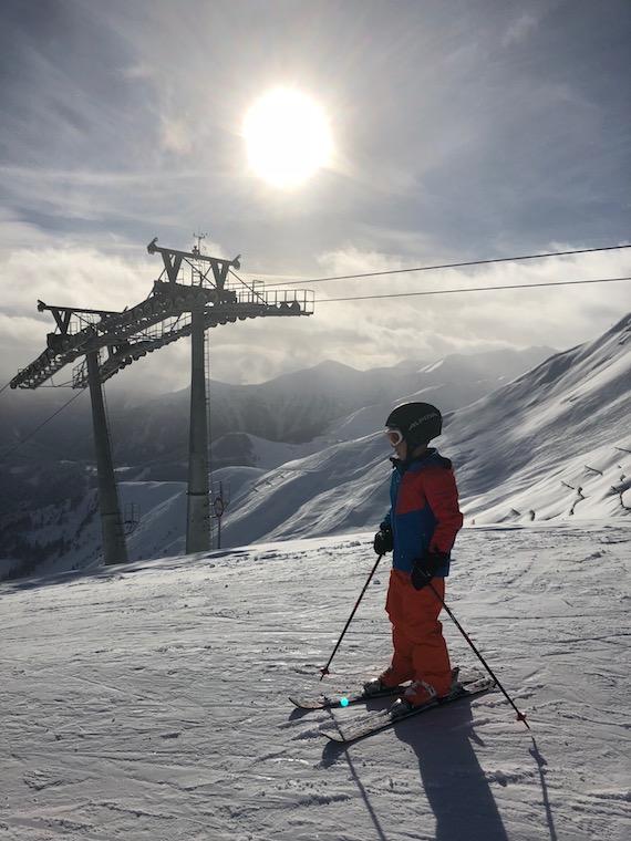 Skifahren Serfaus 3