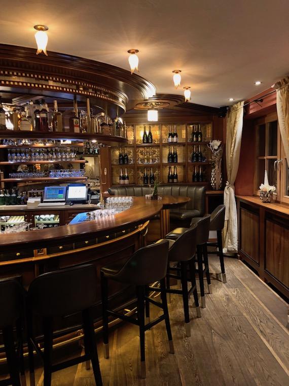 Hotel Loewe Serfaus Bar