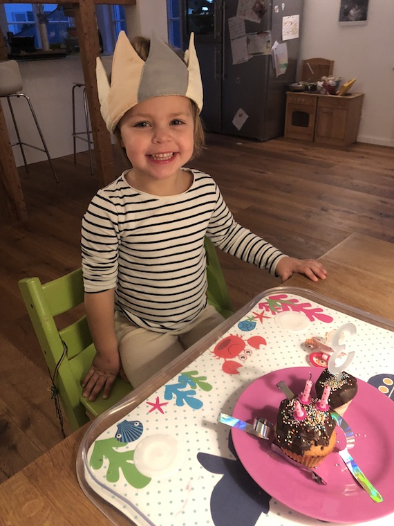 Kindergeburtstag Geburtstagskind